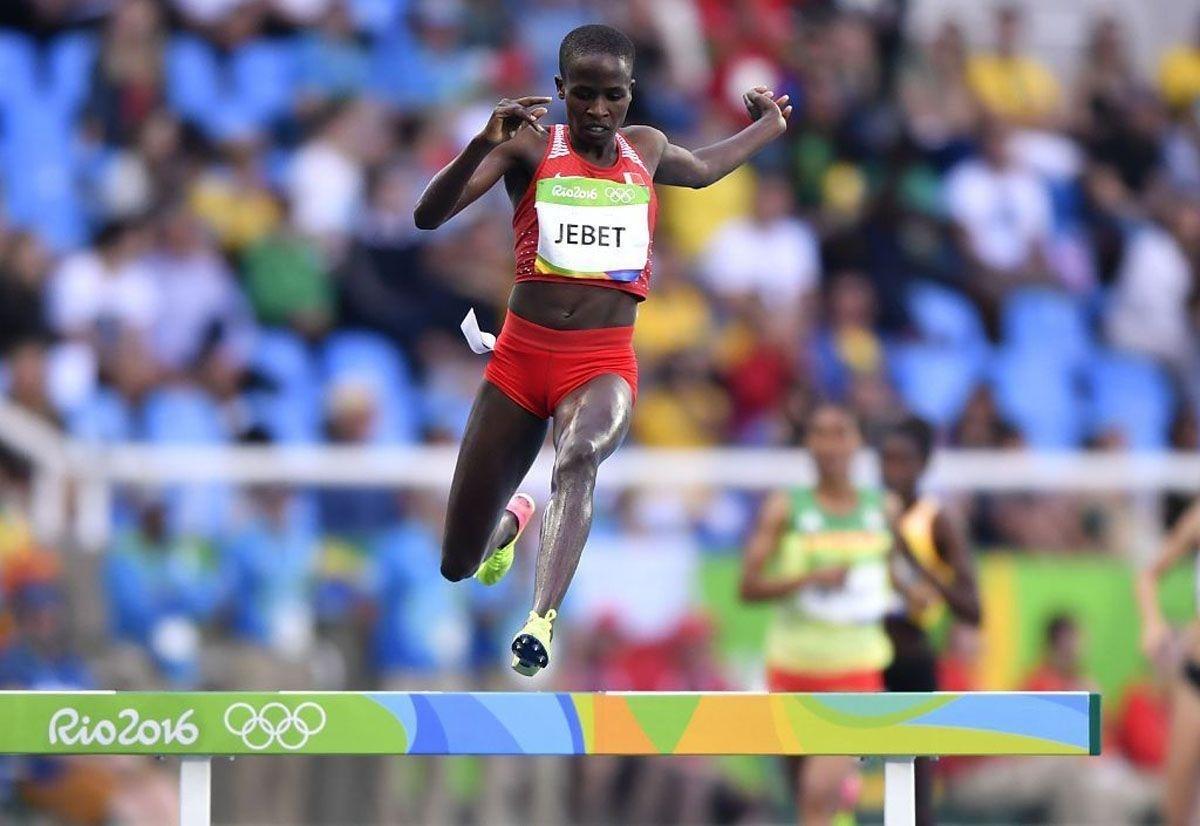 إيقاف البطلة الأولمبية البحرينية جيبيت أربع سنوات بسبب المنشطات!
