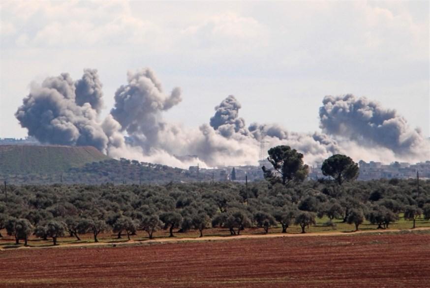 الجيش السوري وحلفاؤه يقتحمون بلدة سفوهين في ريف إدلب الجنوبي