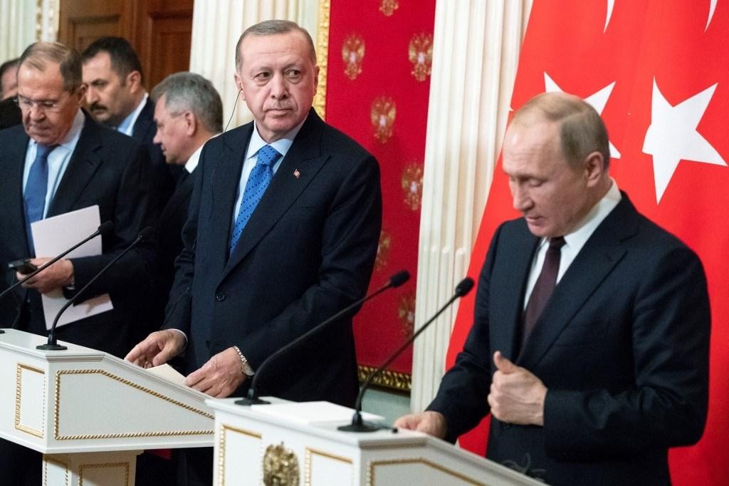 روسيا تعلن الاتفاق مع تركيا على وقف لإطلاق النار في إدلب