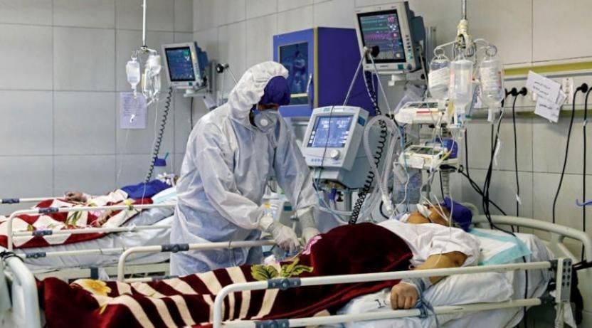 وزير الصحة الإيراني: تراجع نسبة الوفيات بفيروس كورونا  بشكلٍ كبير