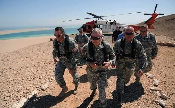 """مصر و""""إسرائيل"""" قلقتان من إخلاء الوجود الأميركي في شبه جزيرة سيناء"""