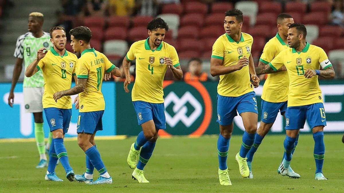 منتخب البرازيل يخشى فيروس كورونا!