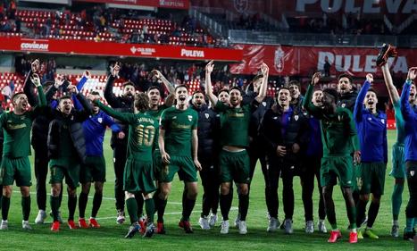 فريقان من إقليم الباسك في نهائي كأس إسبانيا