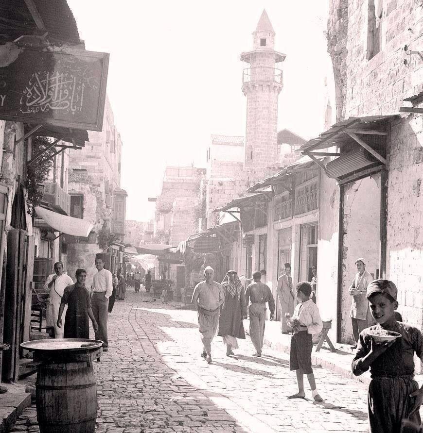 النشاط الاستيطاني في فلسطين المحتلة منذ 1898 وحتى 1914