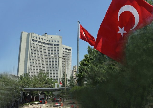 أنقرة تنتقد قرارات جامعة الدول العربية التي تستهدفها