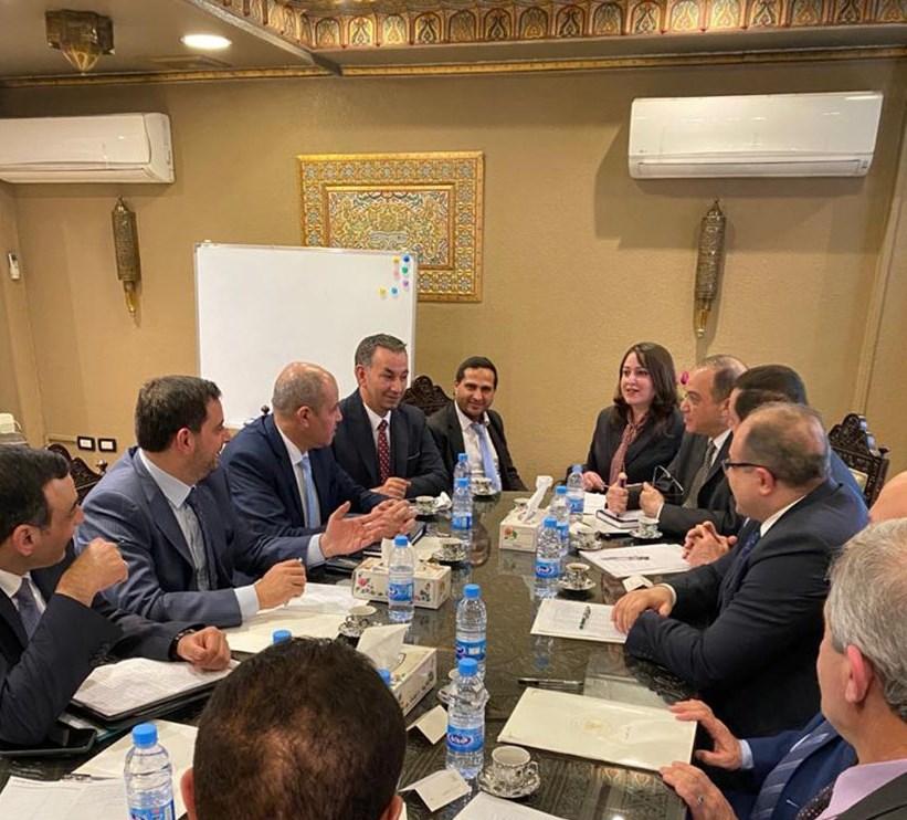 وزير الصناعة  الأردني في دمشق: ننظر إلى مصالح بلدنا