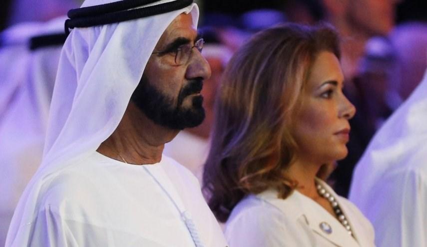 هيا بنت الحسين: أخشى أن يختطف حاكم دبي طفليّ
