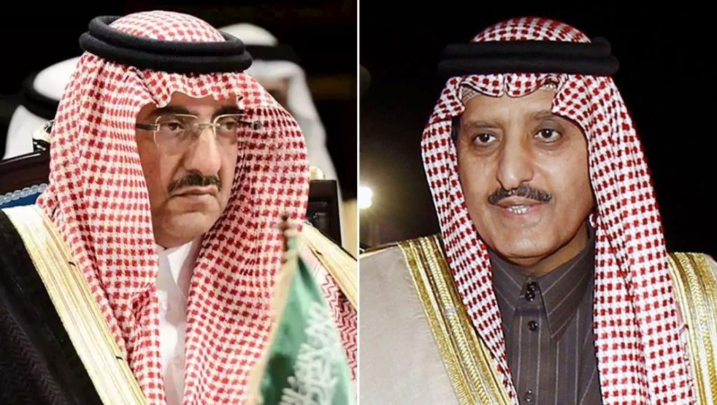 بتهمة التآمر لتنفيذ انقلاب... اعتقالات في السعودية شملت شقيق الملك وولي العهد السابق