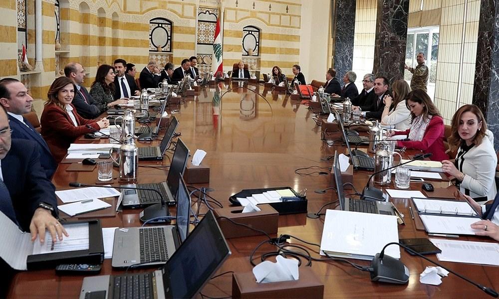 """جلسة حاسمة للحكومة اللبنانية بشأن """"اليوروبوندز"""""""