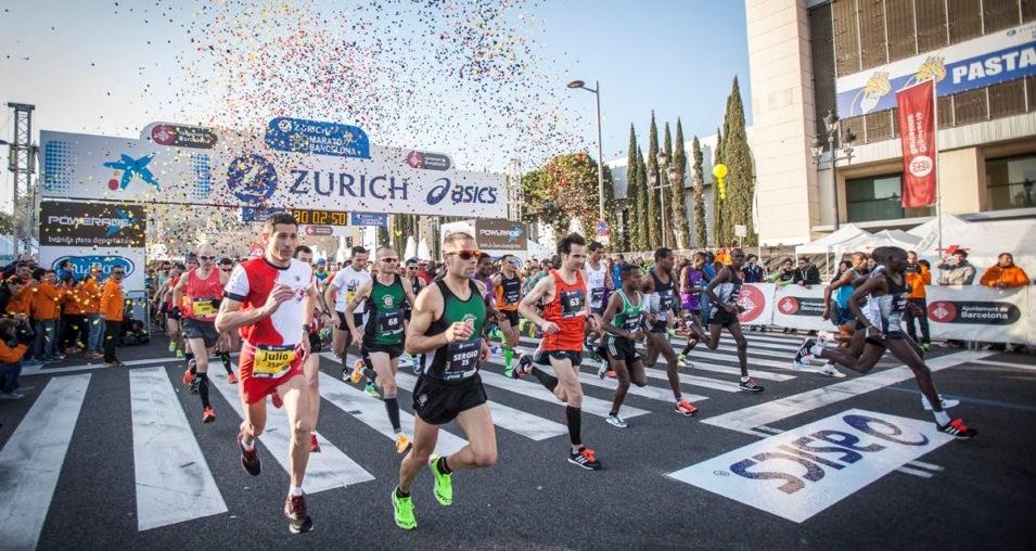 ماراثون برشلونة: تأجيل السباق بسبب فيروس كورونا