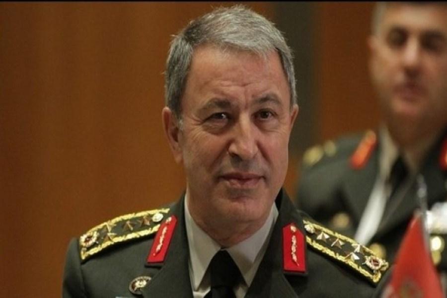 وزير الدفاع التركي: بدأنا خطوة مهمة للحل السياسي في إدلب السورية