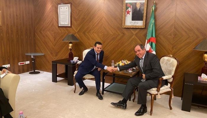 في ختام زيارته إلى الجزائر.. الحويج: مَن يتهمنا فليأت بالدليل