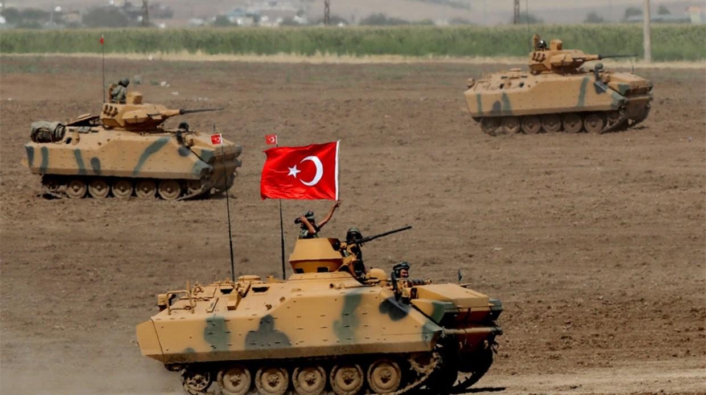 """""""الدفاع الروسية"""": الجيش التركي يخرق اتفاق وقف إطلاق النار 8 مرات خلال 24 ساعة"""