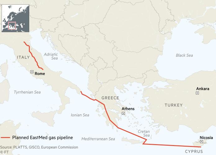 اليونان وقبرص تواجهان أنقرة.. تَرْكة الماضي وتحدّيات المستقبل