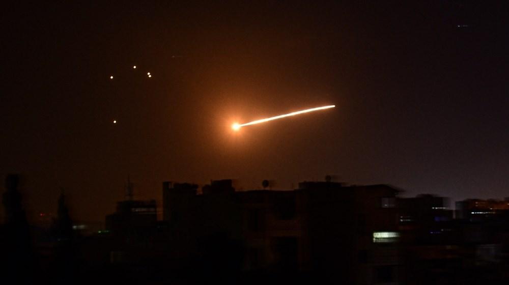 فصائل فلسطينية تدين العدوان الإسرائيلي على سوريا