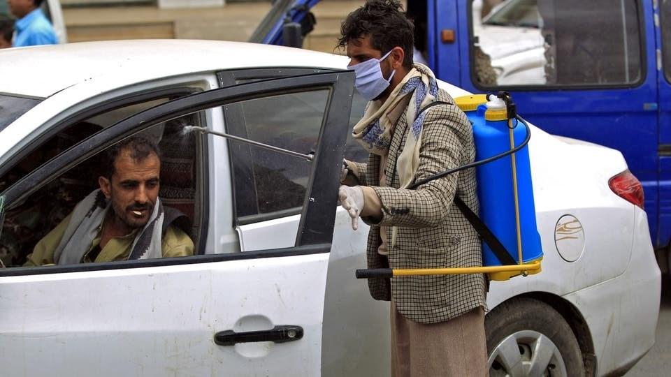 أول اصابة بفيروس كورونا في اليمن