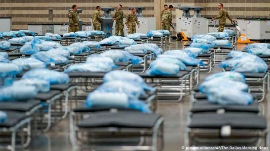 أكثر من 100 ألف وفاة في العالم بسبب كورونا ونصف مليون إصابة في أميركا