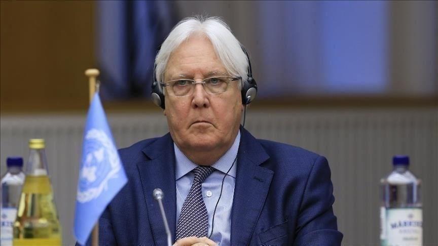 غريفيث يقدم مقترحات محدّثة: وقف إطلاق نار يشمل عموم اليمن