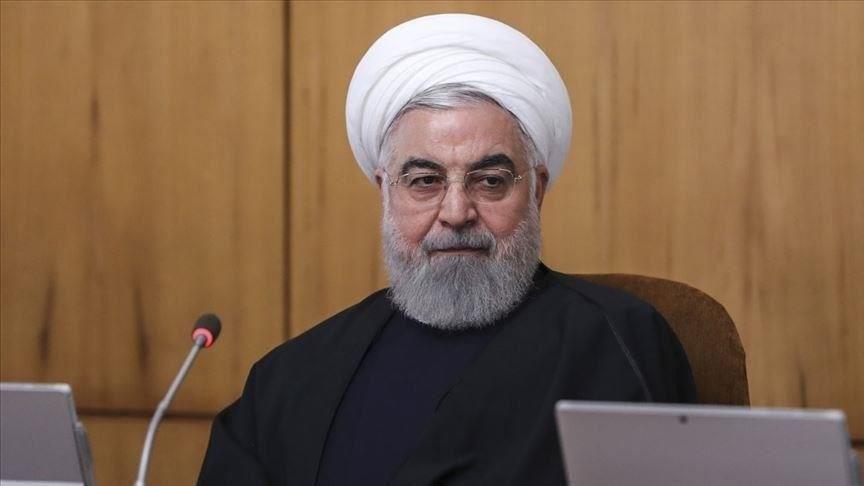 روحاني: رغم العقوبات.. مكافحة كورونا في إيران أفضل من أوروبا