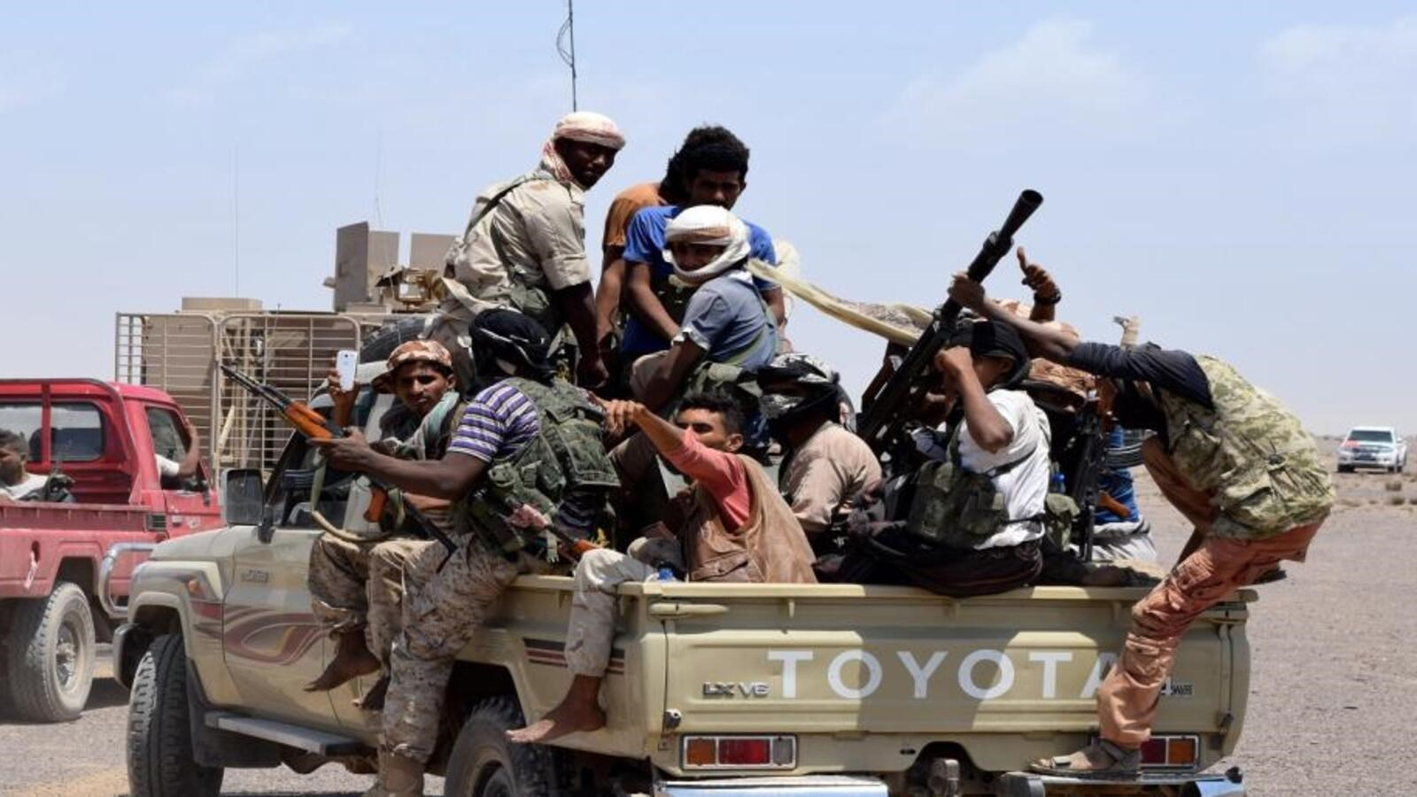 """حكومة صنعاء: قوات هادي تستقدم عناصر من تنظيم """"القاعدة"""" في محافظة البيضاء"""