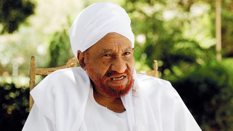 المهدي يدعو المسؤولين السعوديين لتعزيز الصلح بين المذاهب