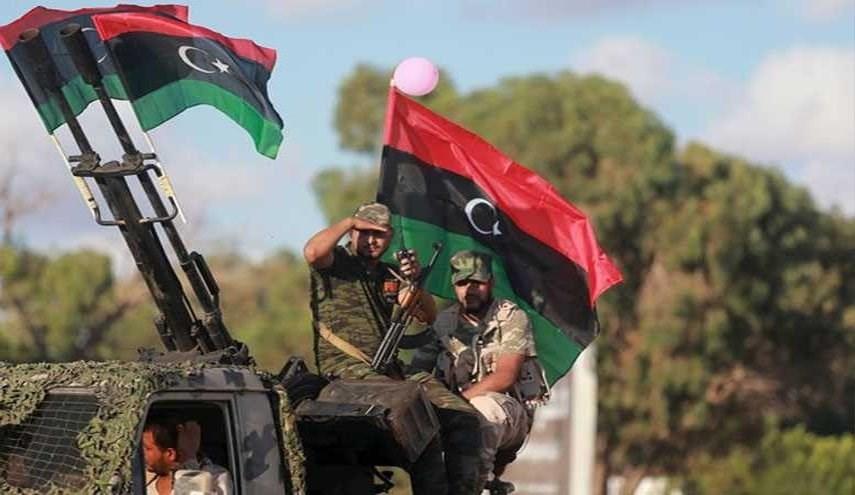 قوات حكومة الوفاق تعلن سيطرتها على كامل مناطق غرب طرابلس