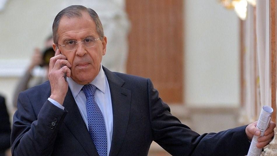 """لافروف: موسكو مستعدة للحوار مع واشنطن حول الأسلحة """"فرط الصوتية"""""""