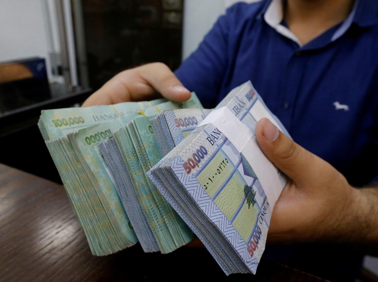 للمرة الأولى.. الليرة اللبنانية تهبط إلى أكثر من 3000 مقابل الدولار الأميركي