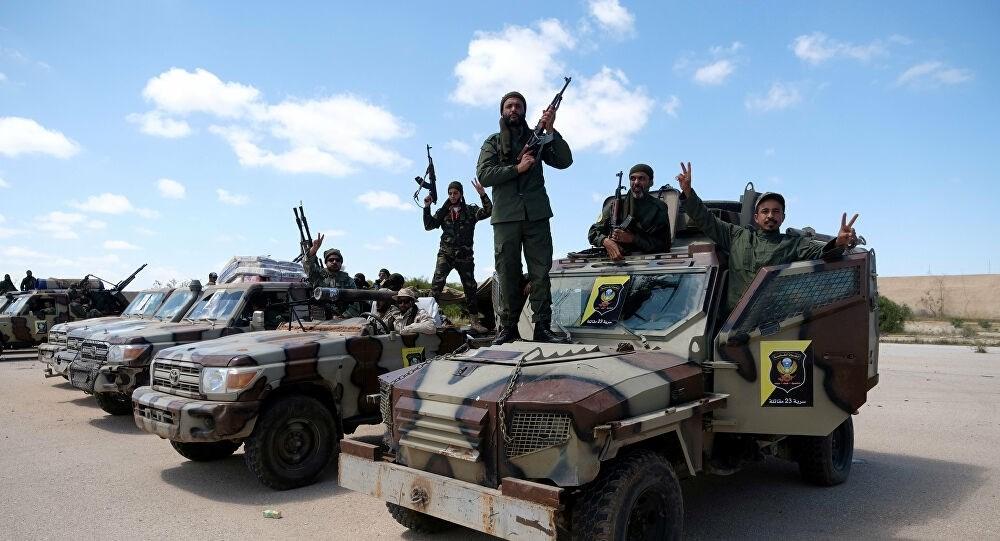 حكومة حفتر تعلن إسقاط طائرة تركية مسيرة جنوب طرابلس