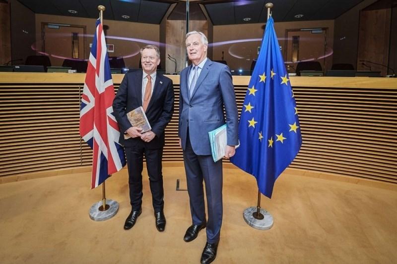 """لمرحلة ما بعد """"بريكست""""...محادثات بريطانية أوروبية قريباً"""