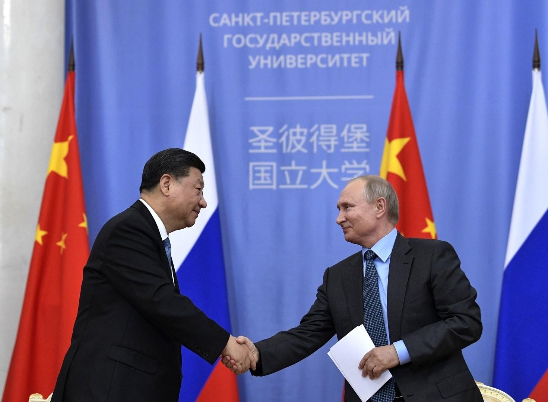 الرئيسان الصيني والروسي: لمكافحة محاولات تسييس جائحة كورونا
