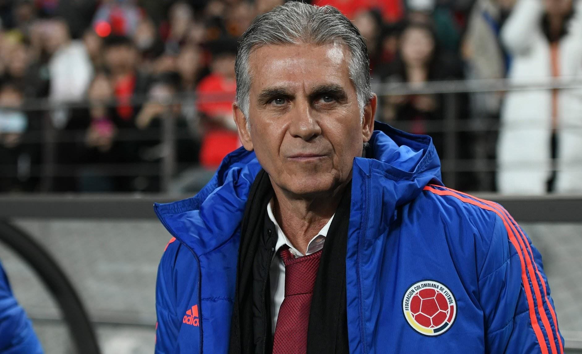 مدرّب منتخب كولومبيا كيروش يخفّض راتبه