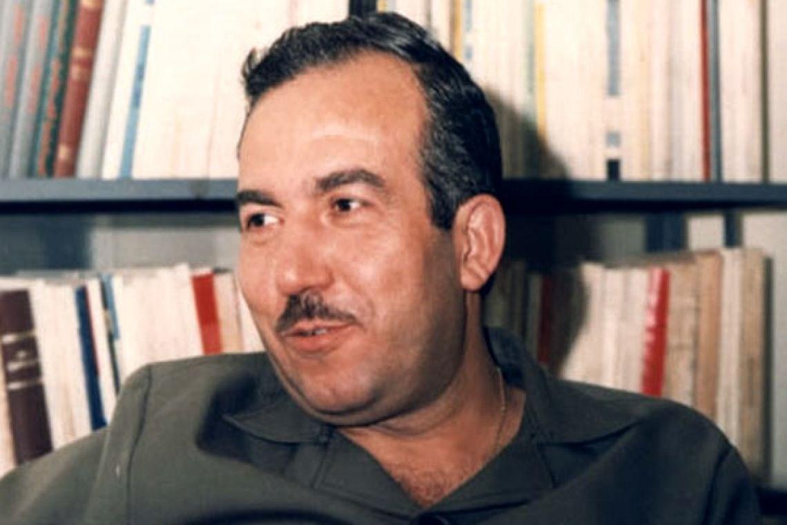 """وزير الأسرى السابق يكتب عن الشهيد """"أبو جهاد"""" في الذكرى 32 لاستشهاده"""