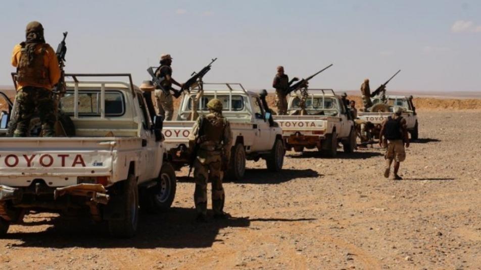 """معلومات للميادين: 27 مسلحاً من """"جيش مغاوير الثورة"""" يسلمون أنفسهم للجيش السوري"""
