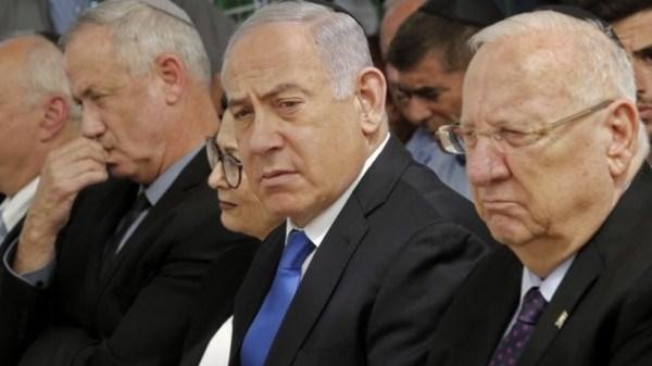 """فشل المفاوضات لتأليف حكومة وحدة بين """"الليكود"""" و""""أزرق أبيض"""""""