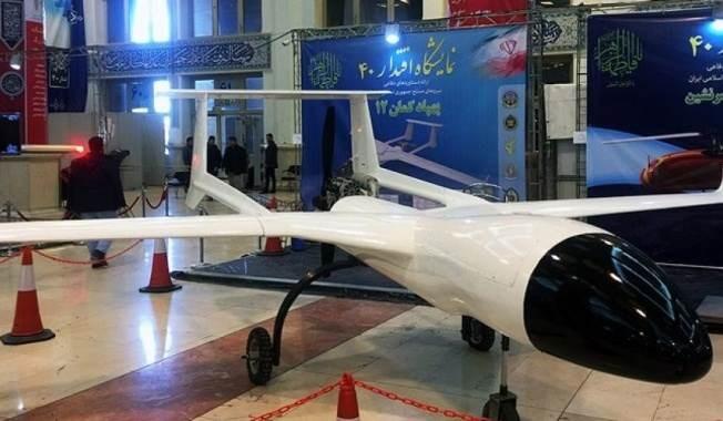 هذه هي الطائرات المسيّرة التي تسلمها الجيش الإيراني