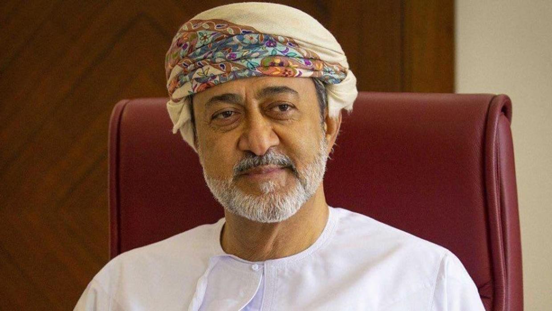 سلطان عمان يهنئ الرئيس السوري بعيد الجلاء