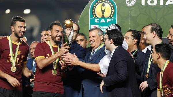 تأجيل نهائي دوري أبطال أفريقيا وكأس الاتحاد