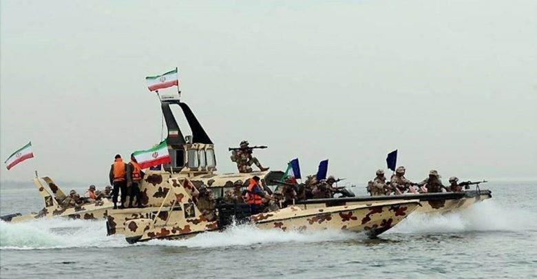 حرس الثورة تعليقاً على اعتراض السفينة الأميركية: ننصح الأميركيين بالامتناع عن أي مغامرات في الخليج