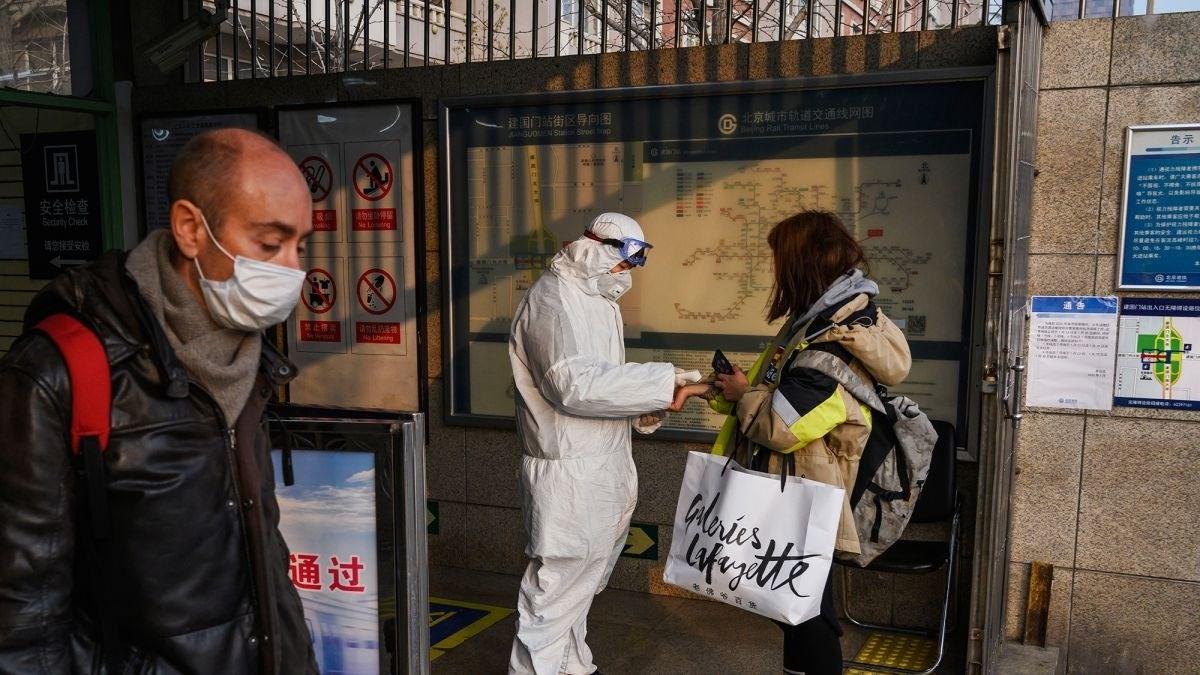 إصابات كورونا تتراجع مجدداً في الصين ولا وفيات