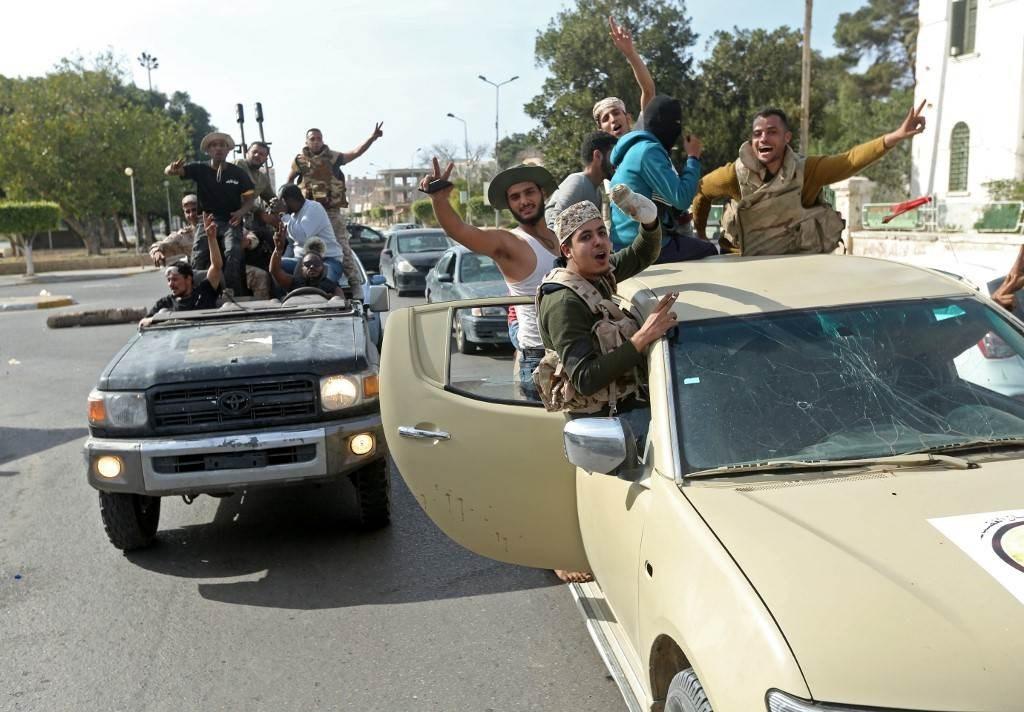حكومة الوفاق الليبية تتقدم باتجاه ترهونة من 5 محاور