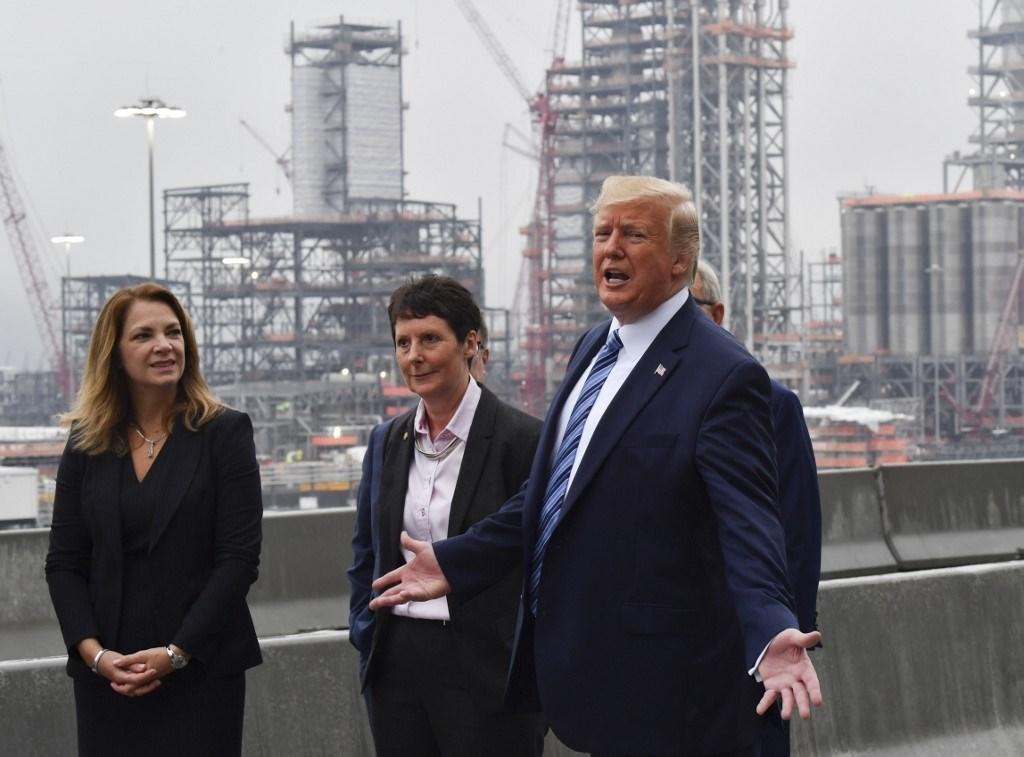 مسؤول أميركي: إدارة ترامب لن تطلب من منتجي النفط الأميركي تخفيض إنتاجهم