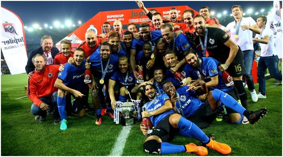 الدوري البلجيكي: استعداد لإنهاء المسابقة وإعلان بروج بطلاً!