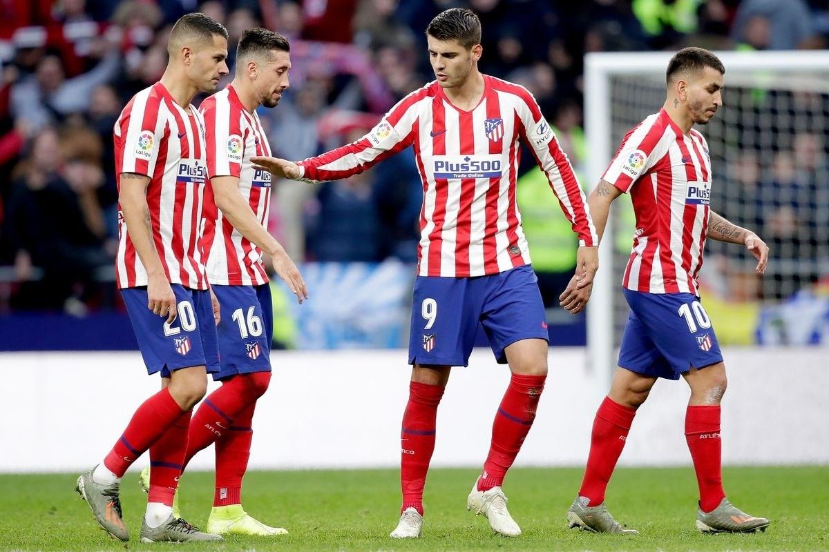 لاعبو أتلتيكو مدريد يخفضون رواتبهم!