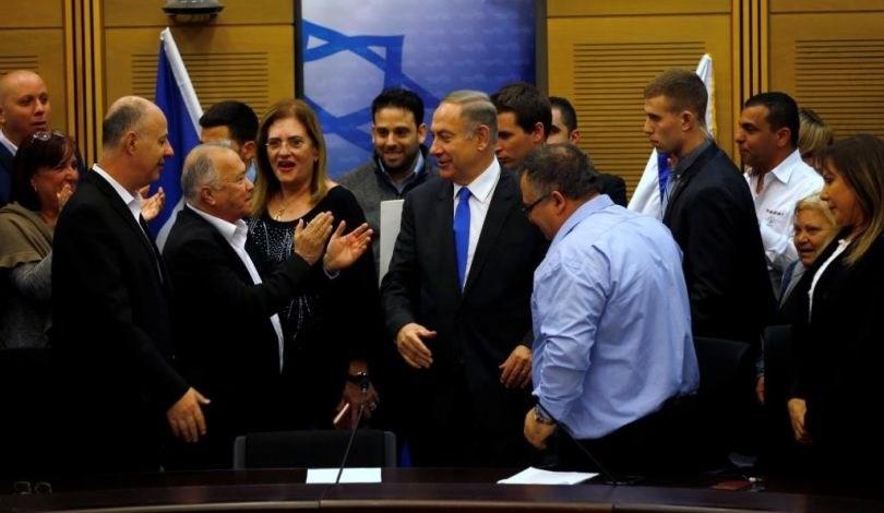 معلومات ترجح قرب التوصل إلى إتفاق لتشكيل حكومة إسرائيلية