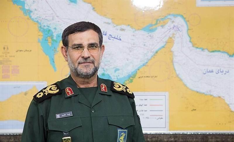 حرس الثورة الإيراني يعلن أن مدى الصواريخ ضد الزوارق وصل إلى 700 كيلومتر
