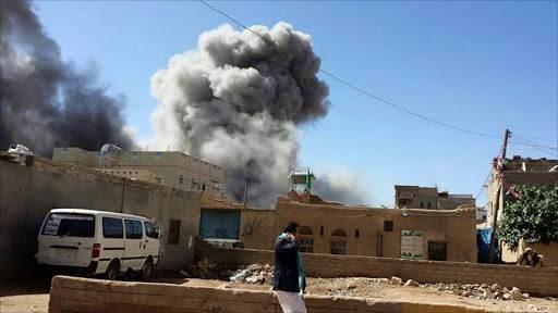 قوات صنعاء تعلن إسقاط طائرة استطلاع للتحالف السعودي في الحديدة
