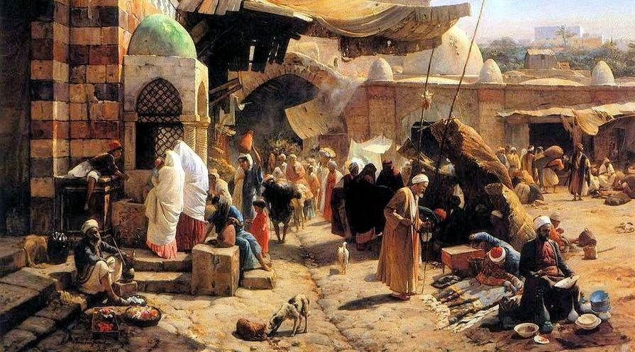 المشرق العربي بحضارته الانسانية ضمير البشرية ومنقذها