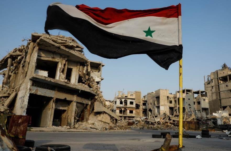 دمشق ومروحة موسكو الثلاثية