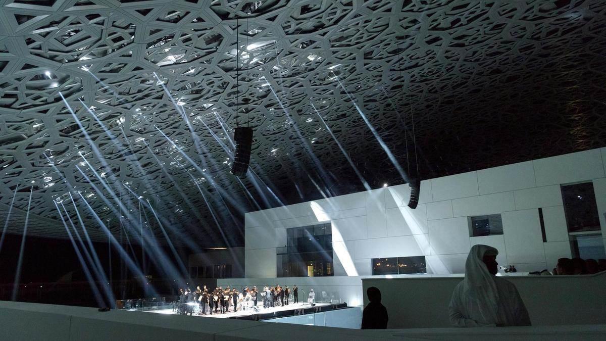 """""""اللوفر - أبو ظبي"""" يقدم تجربة رقمية جديدة"""